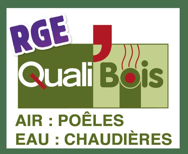 Pil'Poêle est un professionnel certifié RGE Qualibois et Qualipac
